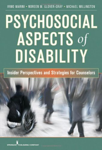 Psychosocial Aspects of Disability: Insider Perspectives...