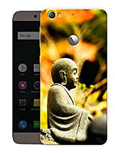 """Humor Gang Buddha - The Name For Calm Printed Designer Mobile Back Cover For """"Letv Le 1S"""" (3D, Matte, Premium Quality Snap On Case)"""