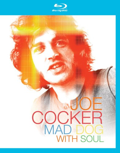 Blu-ray : Joe Cocker - Mad Dog With Soul (United Kingdom - Import)