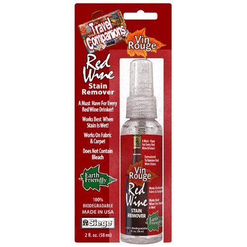 siege 4200 red wine stain remover 2 oz home garden household supplies laundry supplies fabric. Black Bedroom Furniture Sets. Home Design Ideas