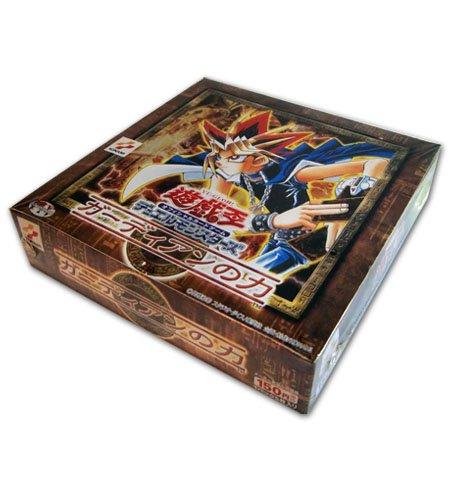 遊戯王 日本語版 ガーディアンの力 ブースターパック