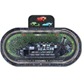 Cars 2 Die Cut Puzzle Play Mat With Pop-Out Charcaters
