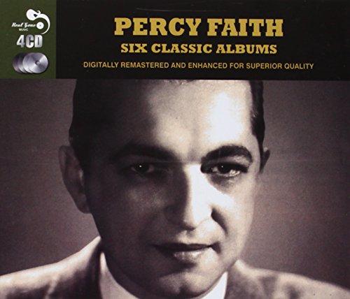Percy Faith - 6 Classic Albums - Percy Faith - Zortam Music