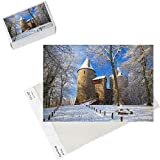 Photo Jigsaw Puzzle of Castell Coch, Tongwynlais, Cardiff, South Wales, Wales, United Kingdom, Europe from Robert Harding