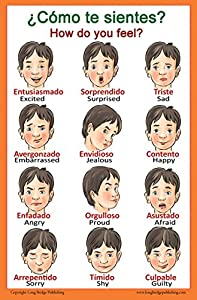 Amazon.com : Spanish Language School Poster - Words About