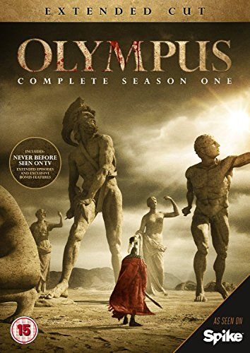 olympus-season-1-dvd