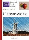 Canvaswork (RSN Essential Stitch Guides)