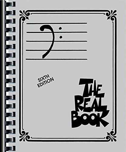 The Real Book - Bass Clef (Sixth Edition)