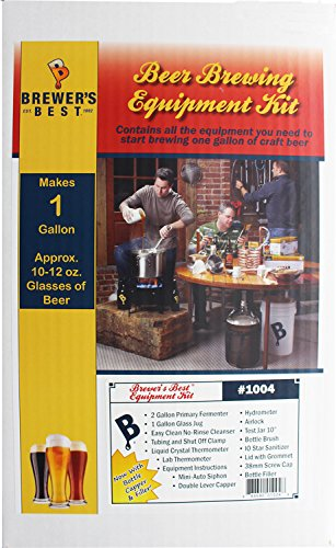 Strange-Brew-One-Gallon-Home-Brew-Beer-Making-Equipment-Kit