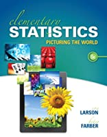 Elementary Statistics: Picturing the World, 6th Edition Front Cover