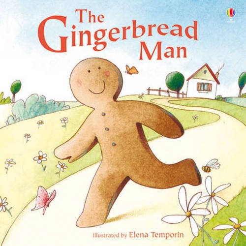 The Gingerbread Man (Picture Books)