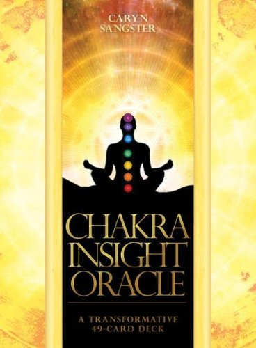 CHAKRA INSIGHT ORACLE (49 cards & hardcover book)