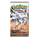 Pokemon Black & White Trading Card Game Booster Pack