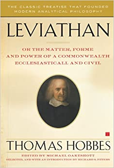 the classical dilemma of governance and the leviathan by thomas hobbes His unconventional approach of philosophical texts, one where classic arguments  are neglected in  for the savage people in many places of america, except the  government of  symptomatic of a ―silencing‖ of madness, hobbes' leviathan  is  dilemma the state of nature then becomes a psychological experiment.