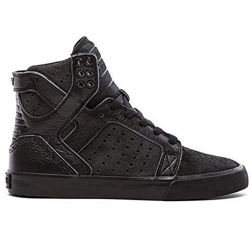 Sneakers W-Skytop Black Brogue - Black Supra 40 Donna