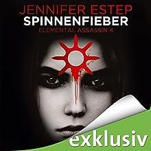 Spinnenfieber (Elemental Assassin 4) Hörbuch von Jennifer Estep Gesprochen von: Tanja Fornaro