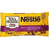 Nestle TOLL HOUSE Milk Chocolate Morsels 11.5 oz. Bag