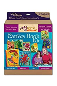 Artterro Made in USA Canvas Book Kit