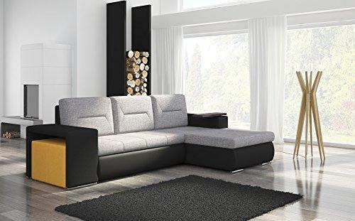 Divano da angolo Octrans1 angolo per il divano soggiorni Land codolo letto funzione 01284