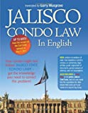 img - for Jalisco Condo Law in English book / textbook / text book