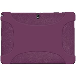 Amzer 96923 Silicone Skin Jelly Case - Purple for Samsung GALAXY NotePRO 12.2
