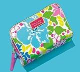 Estee Lauder Fall Flowered Cosmetic Bag