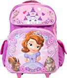 Rolling Backpack - Disney - Sofia the First - Little Princess