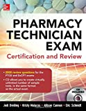 img - for Pharmacy Technician Exam Certification and Review book / textbook / text book