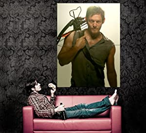 Amazon.com: XD9011 Daryl Dixon The Walking Dead Crossbow HUGE GIANT