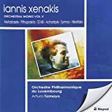 Xenakis / Oeuvres Orchestrales V.5