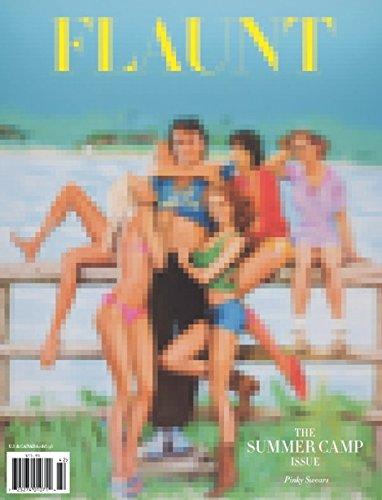 Flaunt Magazine - The Summer Camp Issue - 142 PDF