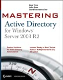 img - for Mastering Active Directory for Windows Server 2003 R2 book / textbook / text book