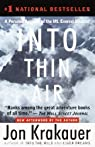 Into Thin Air par Krakauer