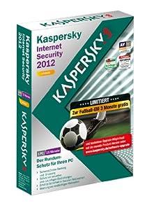 Kaspersky Internet Security 15 Monate EM-Edition Update