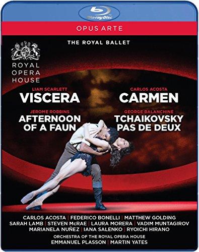 Debussy - Carmen (arr.martin Yates, Coreografia Di Carlos Acosta)