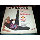 Aerobic Shape Up With Joanie Greggains (Star Of Morning Stretch TV Show) Vinyl LP Record