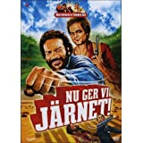 All The Way Boys ( Pi� forte, ragazzi! ) ( Plane Crazy ) [ NON-USA FORMAT, PAL, Reg.2 Import - Sweden ] ~ Bud Spencer