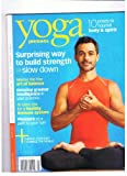 Yoga Journal (March 2011 - 10 Poses to Nourish Body & Spirit)