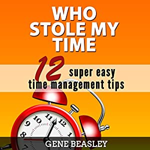Who Stole My Time Audiobook