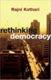 Rethinking Democracy (184277946X) by Kothari, Rajni