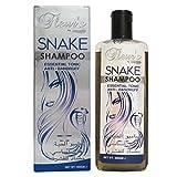 Shampoing à l'huile de serpent