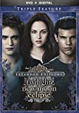 Twilight / New Moon / Eclipse