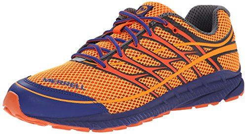 Merrell Men's Mix Master Move 2 Trail Running Shoe, Royal Blue/Orange, 12 M US (Mix Master Move 2 compare prices)