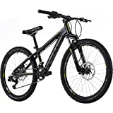Diamondback Bicycles 2015 Sync'r 24 Complete Hard Tail Mountain Bike, 24-Inch wheels/One Size, Black