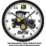 2013 JOHN DEERE GATOR 825i WALL CLOCK-FREE USA SHIP! by Muscle Car Memories