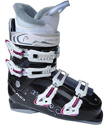 Skischuhe Skistiefel Head XP W Women DAMEN MP255 Gr 39,5 NEU Black