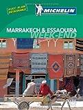 Le Guide Vert Week-end Marrakech Essaouira Michelin