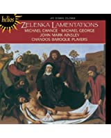 Lamentations de Jérémie / Michael Chance, contreténor - John Mark Ainsley, ténor - The Chandos Baroque Players