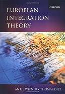 European Integration Theory by Wiener