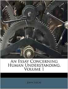 an essay concerning human understanding book 2 chapter 27
